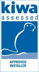 KIWA assessed logo