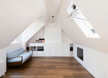convert your loft to create more space