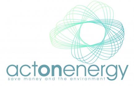 Act on Energy Logo