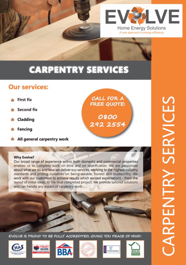 Carpentry Services PDF Image
