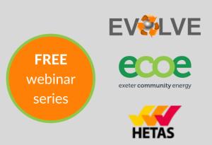 Webinar with Exeter Community Energy