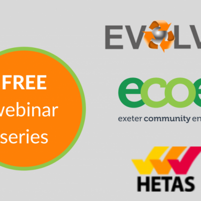 Webinar with Exeter Community Energy