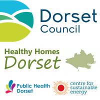 Healthy Homes Dorset logo