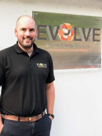 Steve from Evolve Home Energy Solutions