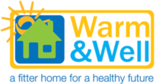 Warm and Well in South Gloucestershire Logo