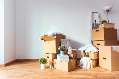 home, house move